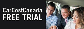 Free Trial CarCostCanada membership - No Credit Card Required