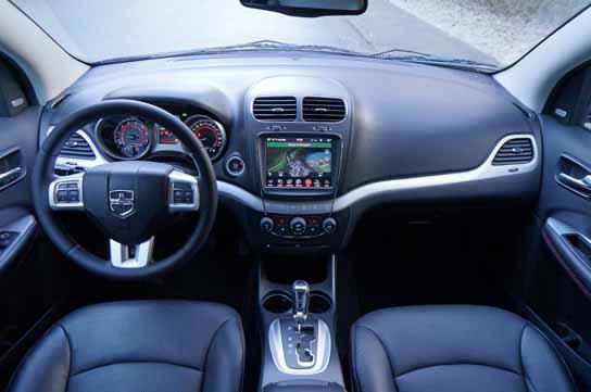 2013 Dodge Journey R/T Rallye Road Test Review | CarCostCanada™