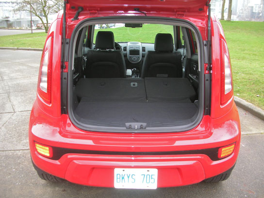 2013 Kia Soul 4u Luxury Road Test Review