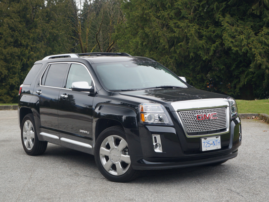 2013 gmc terrain infotainment manual
