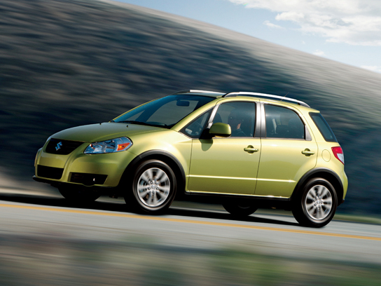 Suzuki Pulling Vehicle Division Out Of Canada After 2014 Model Year