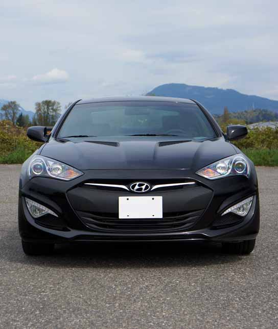 2013 Hyundai Genesis Coupe 2.0T Road Test Review