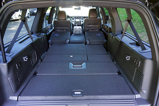 Ford Expedition El Limited Max X Road Test Review