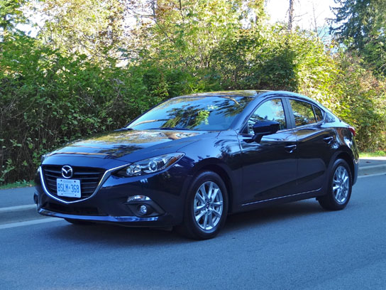 2014 Mazda3 GS Sedan Road Test Review | CarCostCanada™