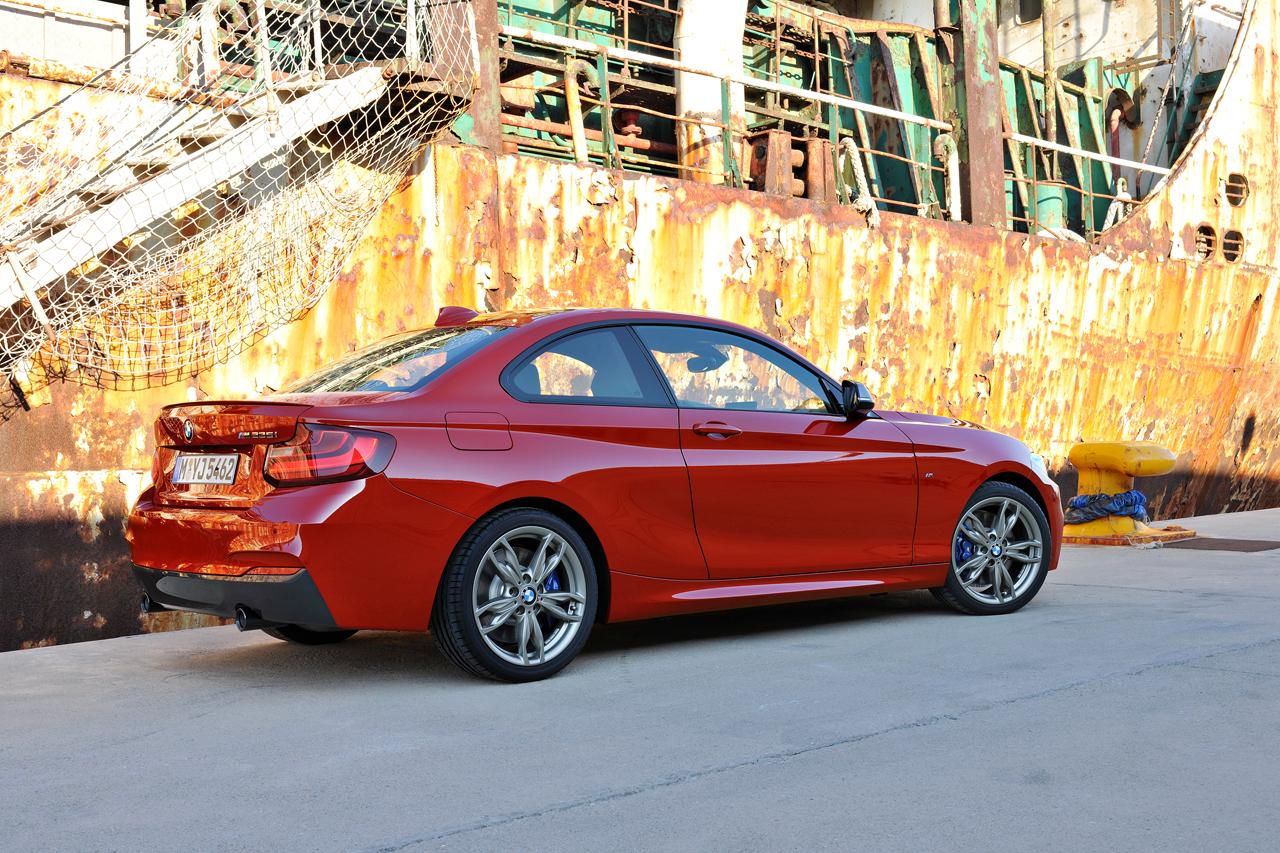 New BMW Series Revealed Online CarCostCanada - 2 series bmw price