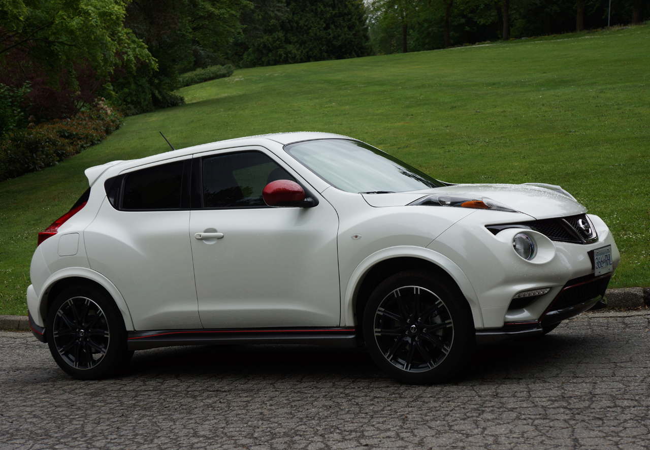 Nissan juke canada sales