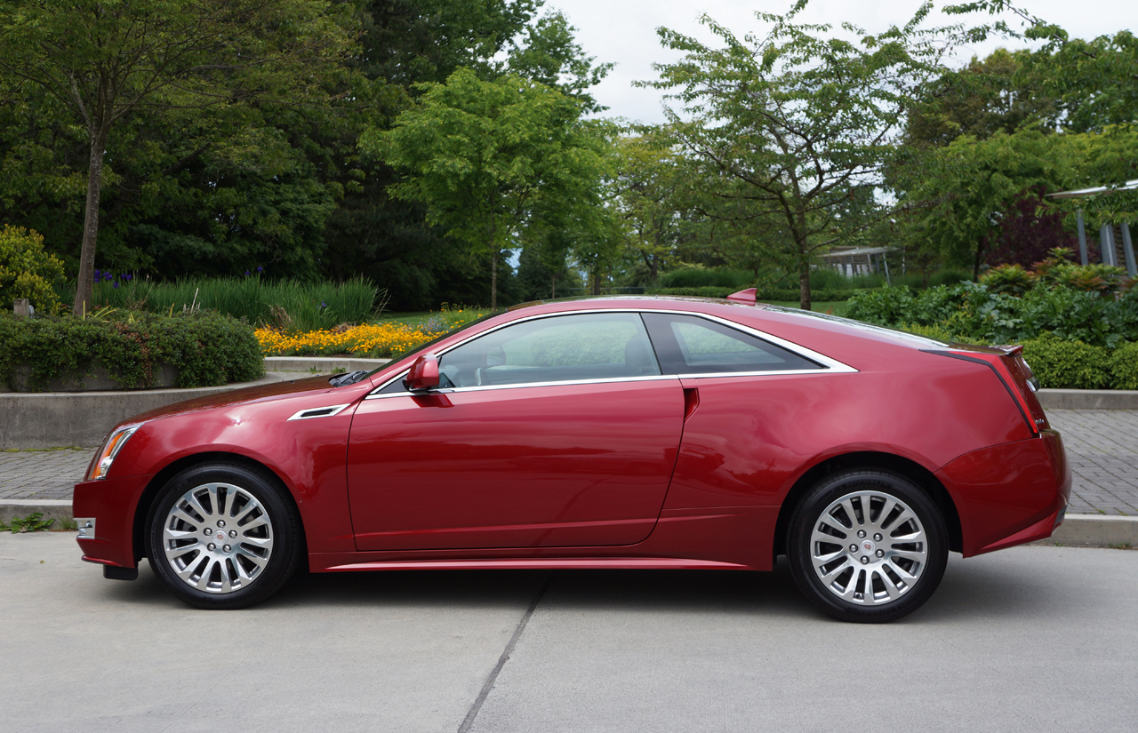 2013 cadillac cts coupe road test review carcostcanada. Black Bedroom Furniture Sets. Home Design Ideas