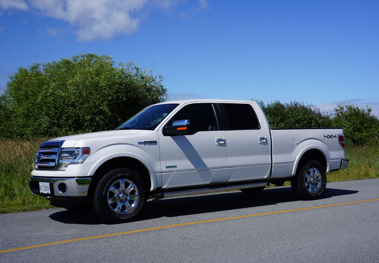 2013 ford f 150 lariat road test review carcostcanada. Black Bedroom Furniture Sets. Home Design Ideas