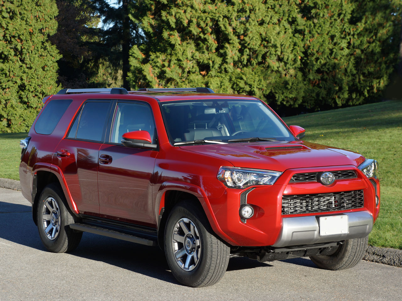 2014 Toyota 4runner Limited Road Test Review Carcostcanada Auto Transmission Wire Harness