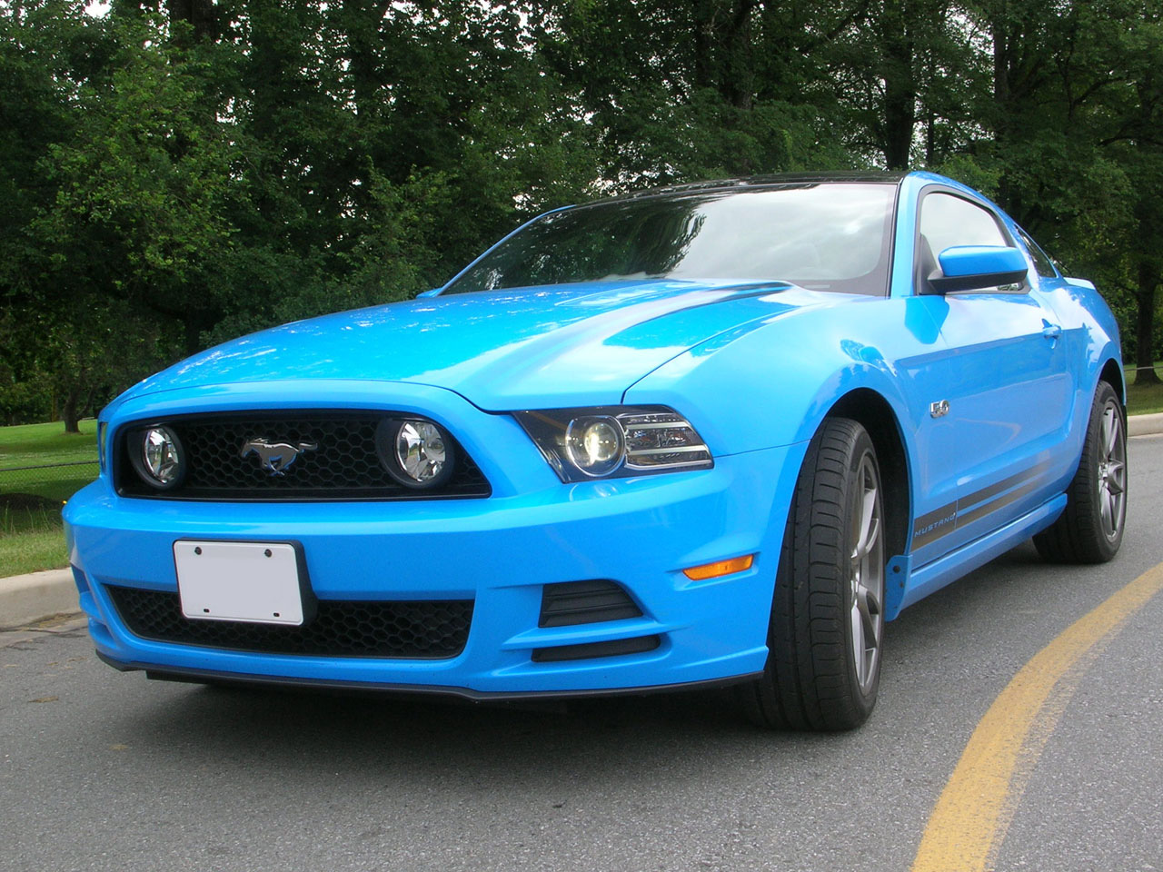 2014 Ford Mustang Gt Road Test Review Carcostcanada