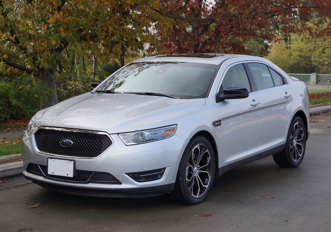 2014 ford taurus sho road test review carcostcanada. Black Bedroom Furniture Sets. Home Design Ideas