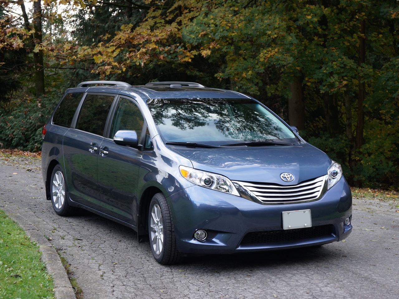 Toyota Sienna Service Manual: Road test