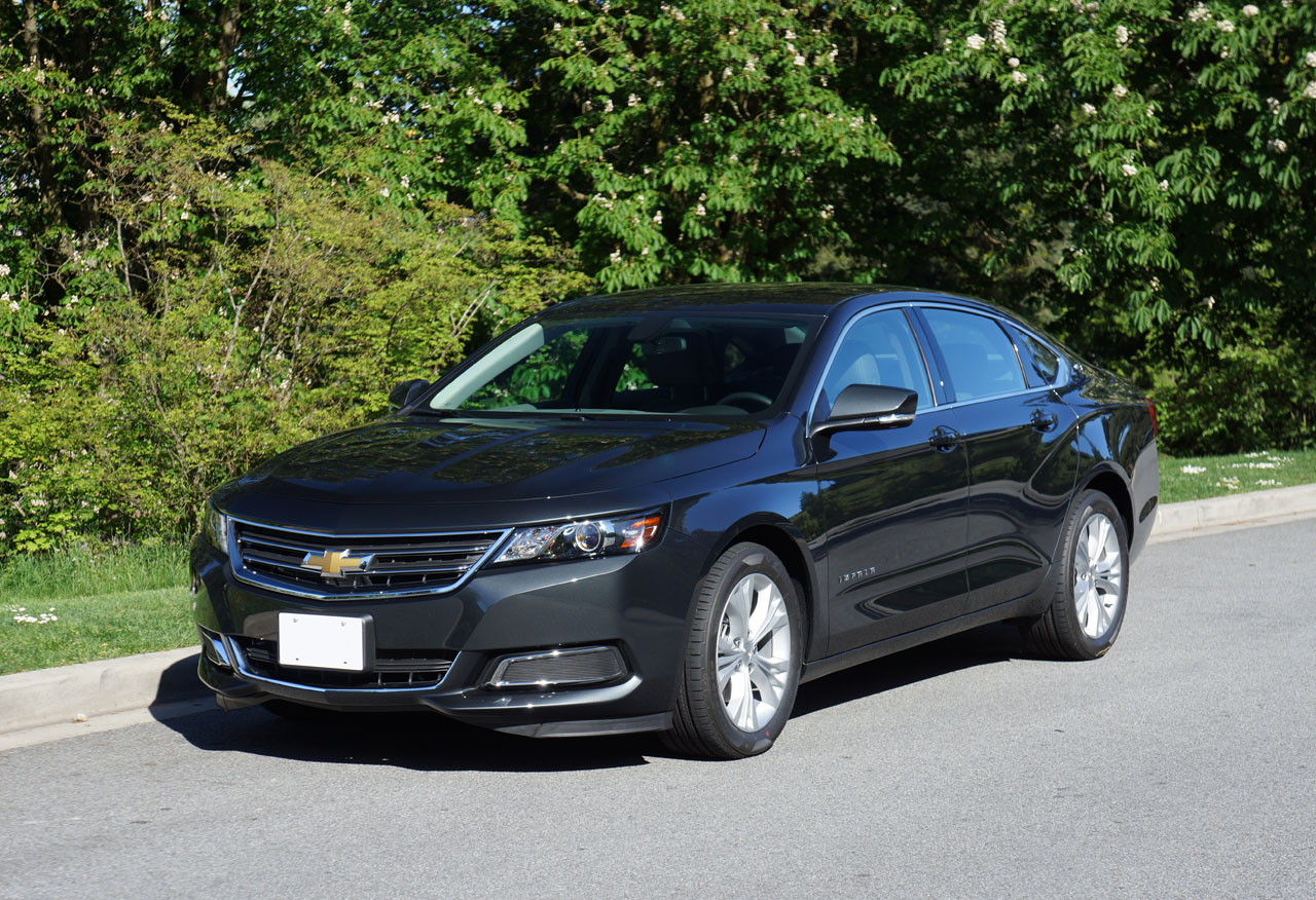 2014 chevy impala review chevy nails infotainment with html autos weblog. Black Bedroom Furniture Sets. Home Design Ideas