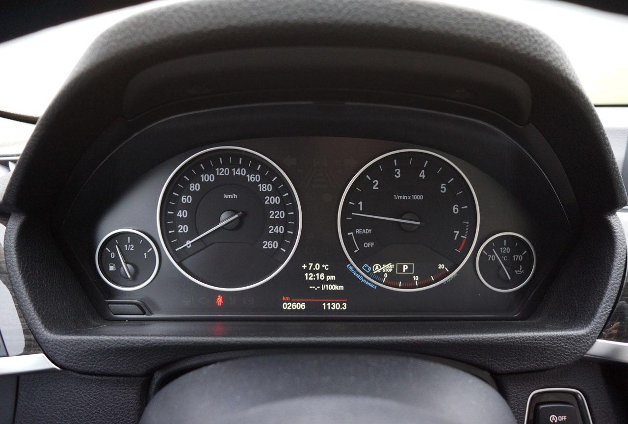 2014 Bmw 320i Xdrive Road Test Review Carcostcanada