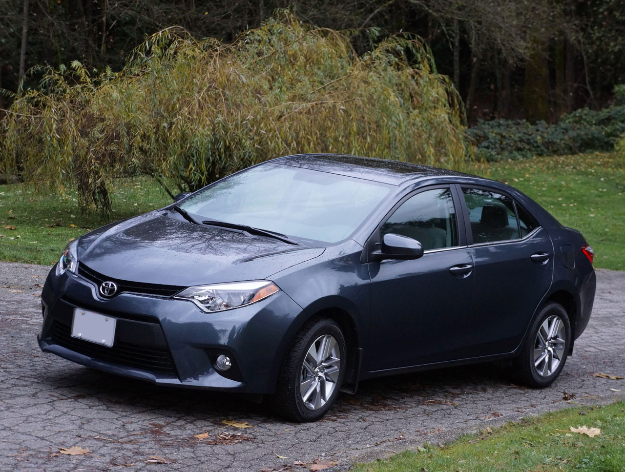 2014 toyota corolla car and autos post. Black Bedroom Furniture Sets. Home Design Ideas