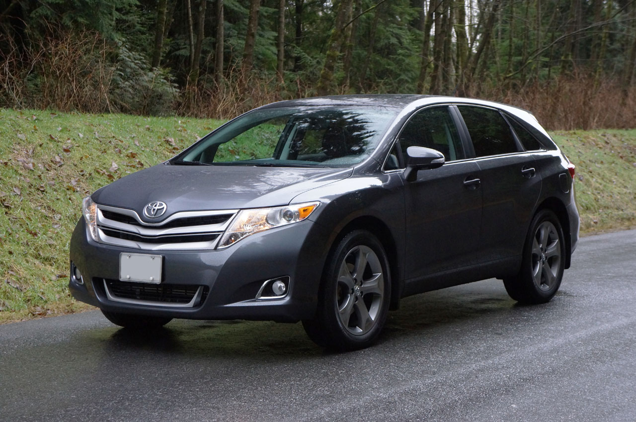 2014 toyota venza xle road test review carcostcanada. Black Bedroom Furniture Sets. Home Design Ideas