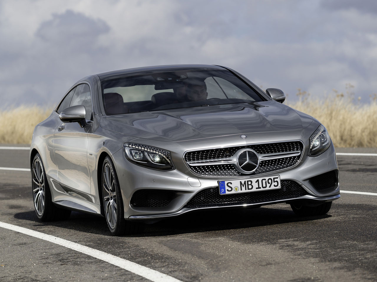 New 2015 Mercedes-Benz S-Class Coupe revealed | CarCostCanada