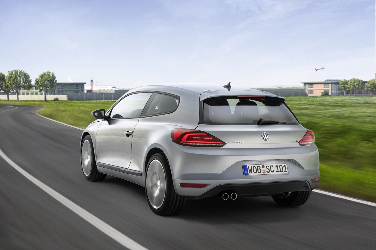 how to get a scirocco in the us