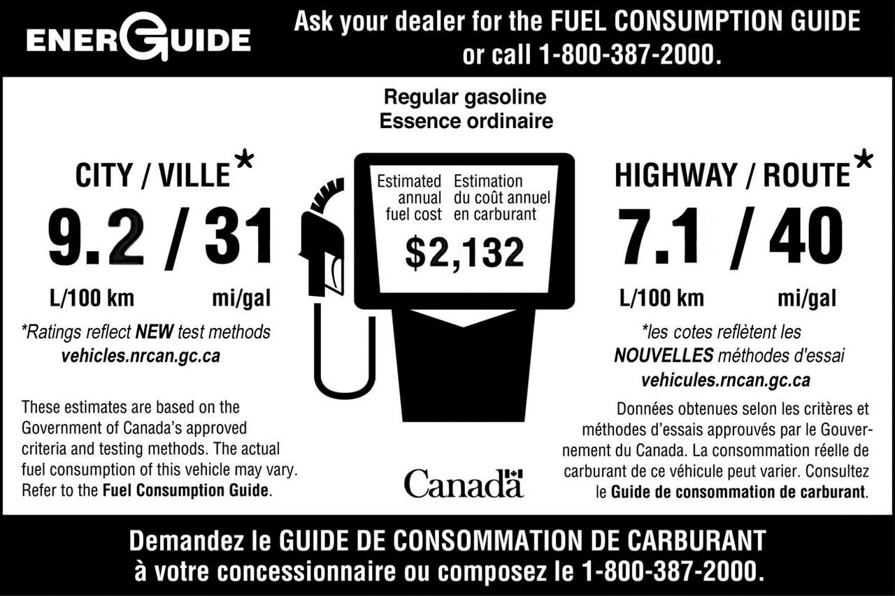 Fuel economy hints