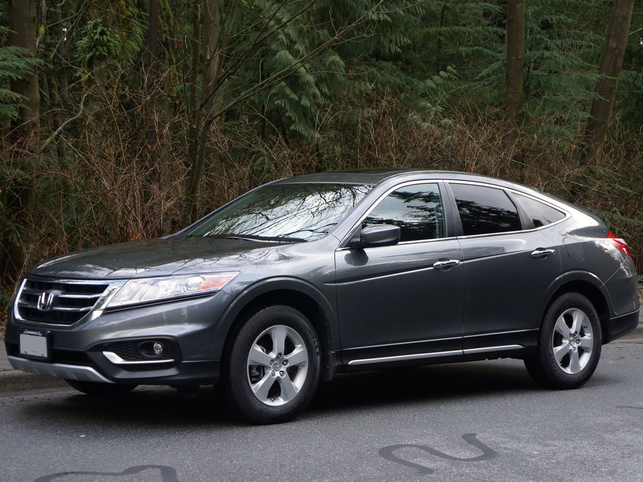 2014 honda crosstour ex l road test review carcostcanada. Black Bedroom Furniture Sets. Home Design Ideas