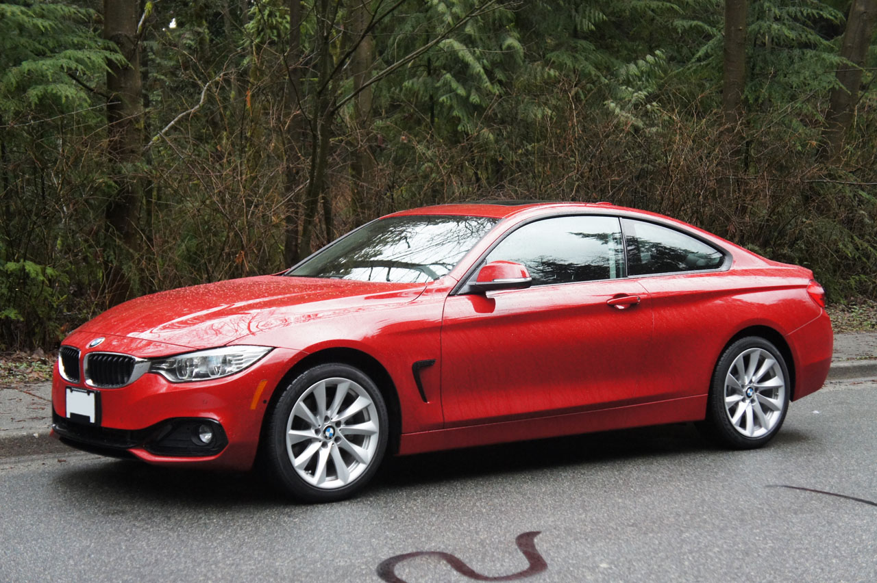 2014 bmw 428i xdrive coupe road test review carcostcanada. Black Bedroom Furniture Sets. Home Design Ideas