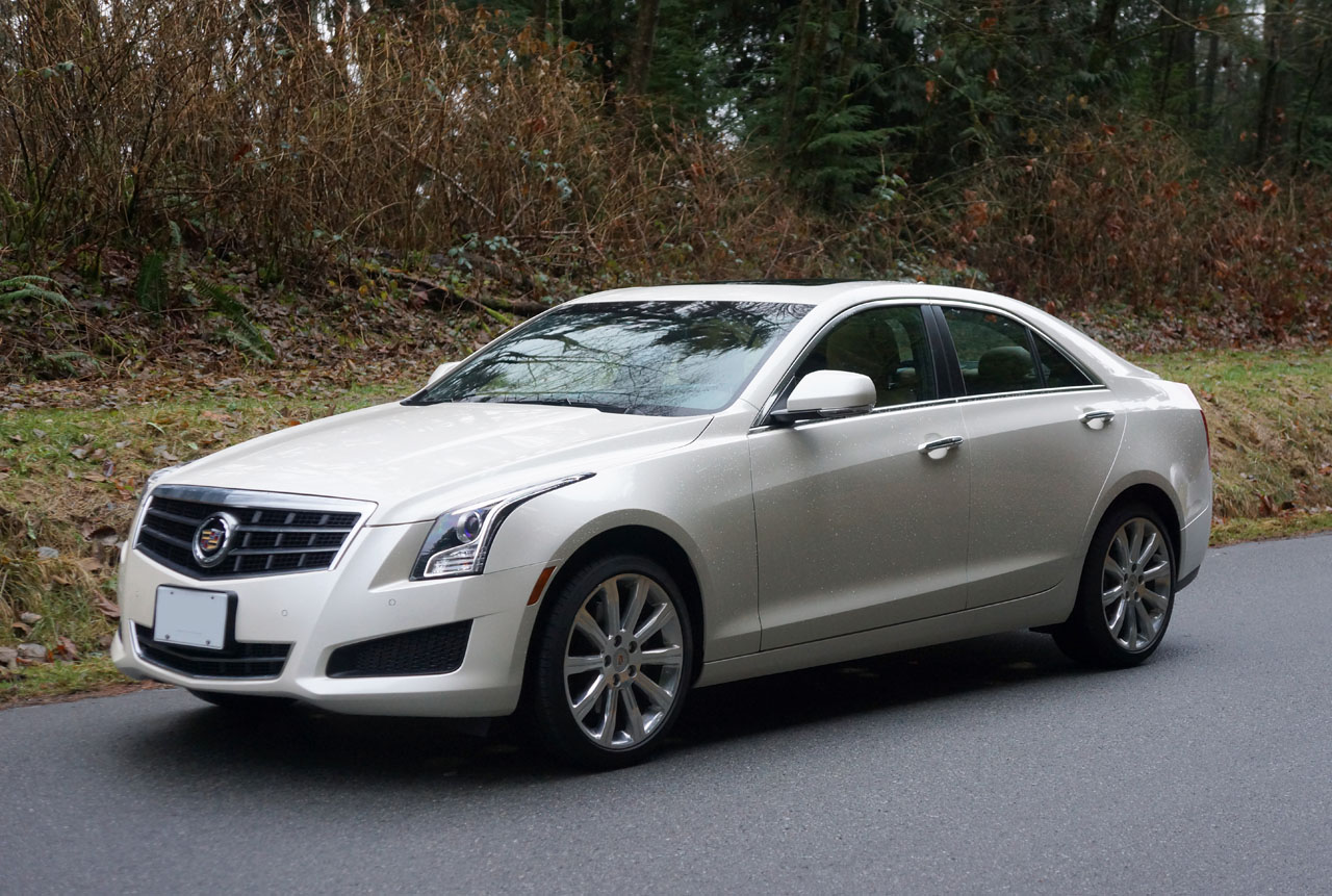 2014 cadillac ats 3 6l luxury awd road test review carcostcanada. Cars Review. Best American Auto & Cars Review