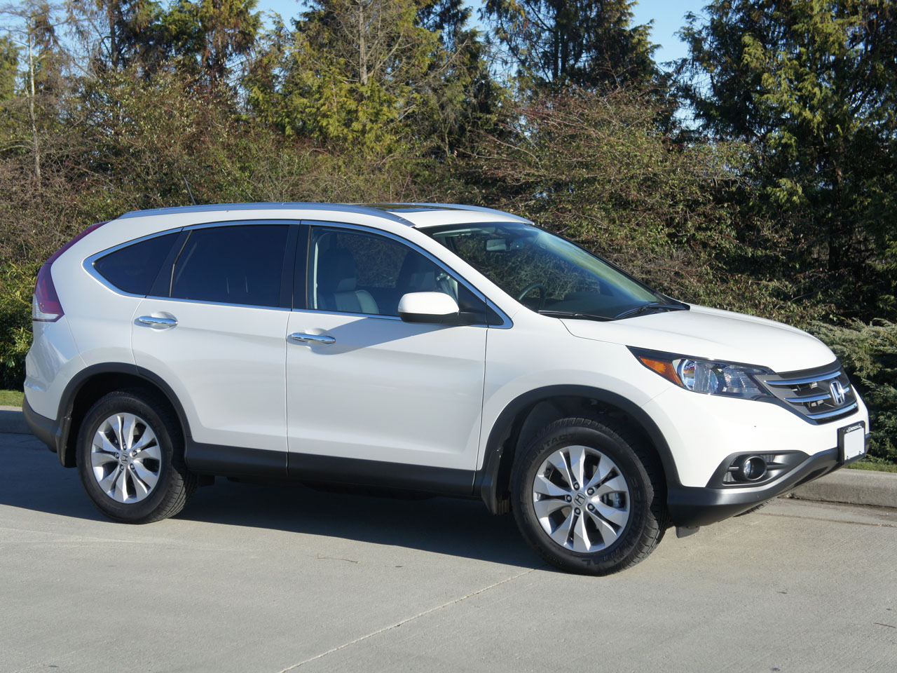 Honda CRV Touring Road Test Review CarCostCanada - Invoice price for 2014 honda crv