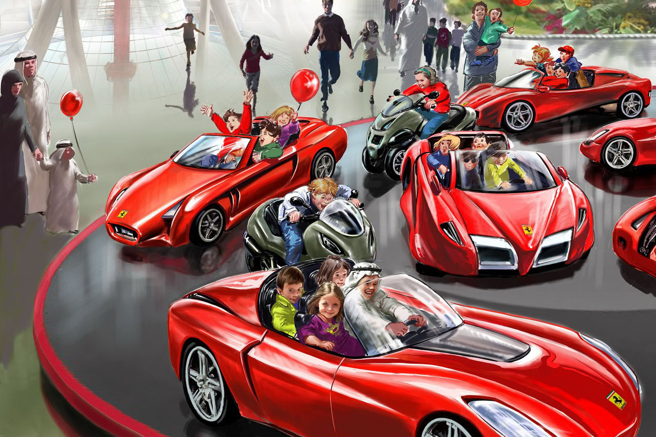 ferrari to build second theme park in spain carcostcanada