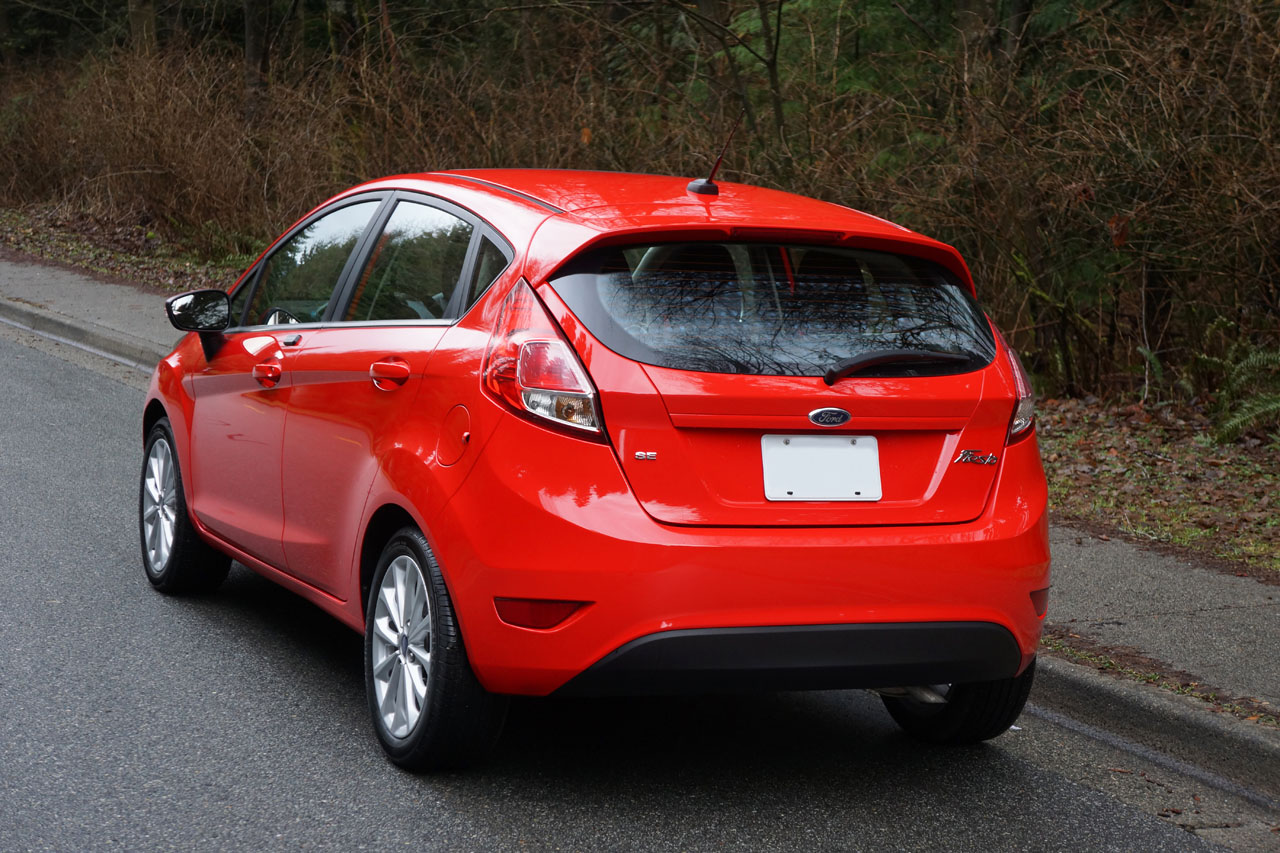 think after spending time in a new fiesta st that the regular fiesta. Cars Review. Best American Auto & Cars Review