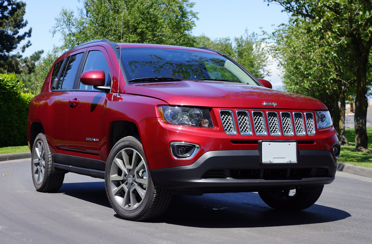 2014 jeep compass limited 4x4 road test review carcostcanada. Cars Review. Best American Auto & Cars Review