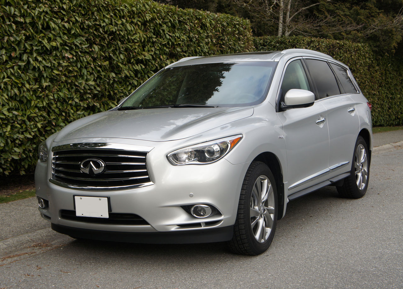 2014 infiniti qx60 hybrid awd premium road test review carcostcanada. Black Bedroom Furniture Sets. Home Design Ideas