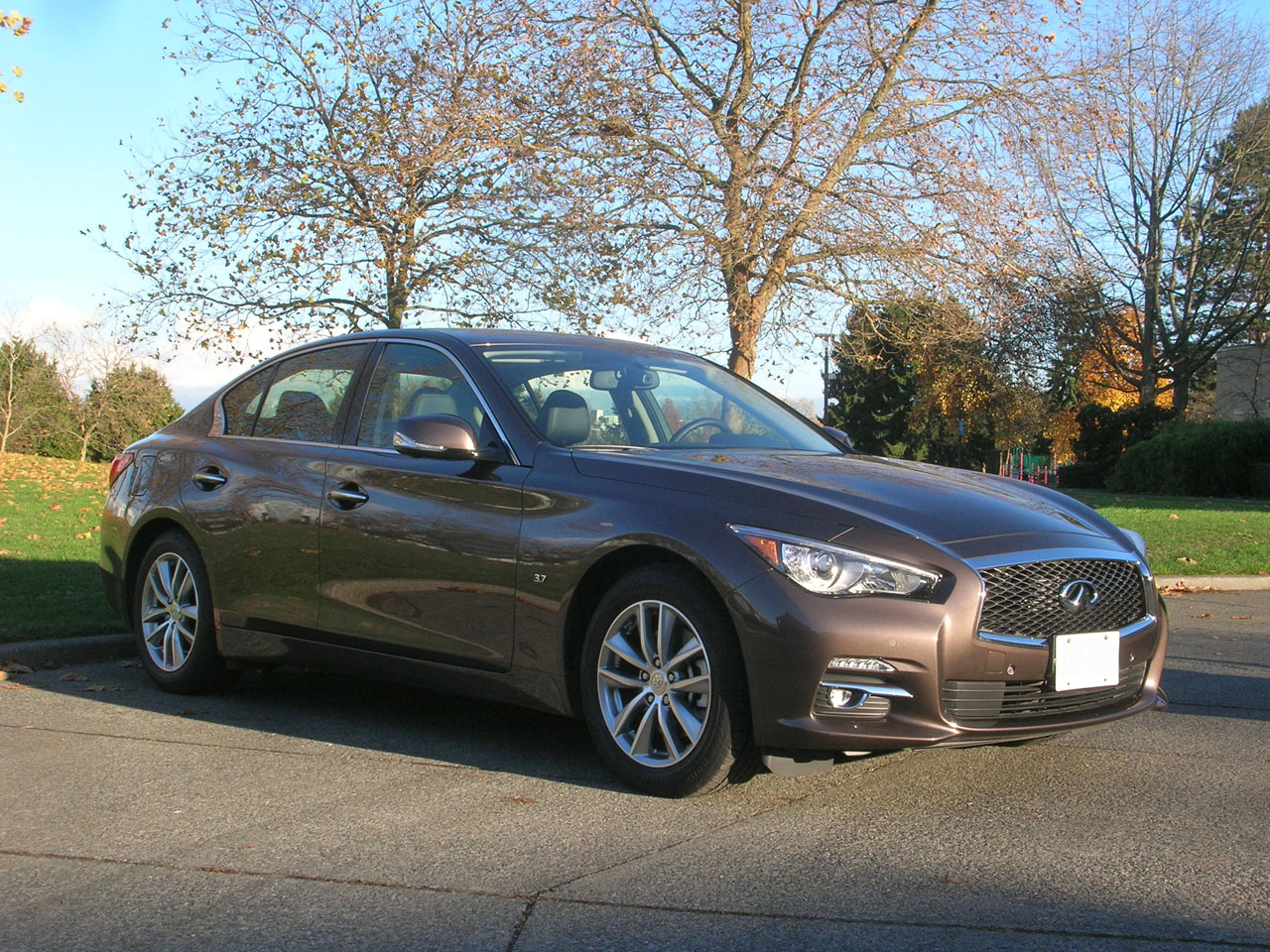 Infiniti Q AWD Premium Road Test Review CarCostCanada - Infiniti q50 invoice price