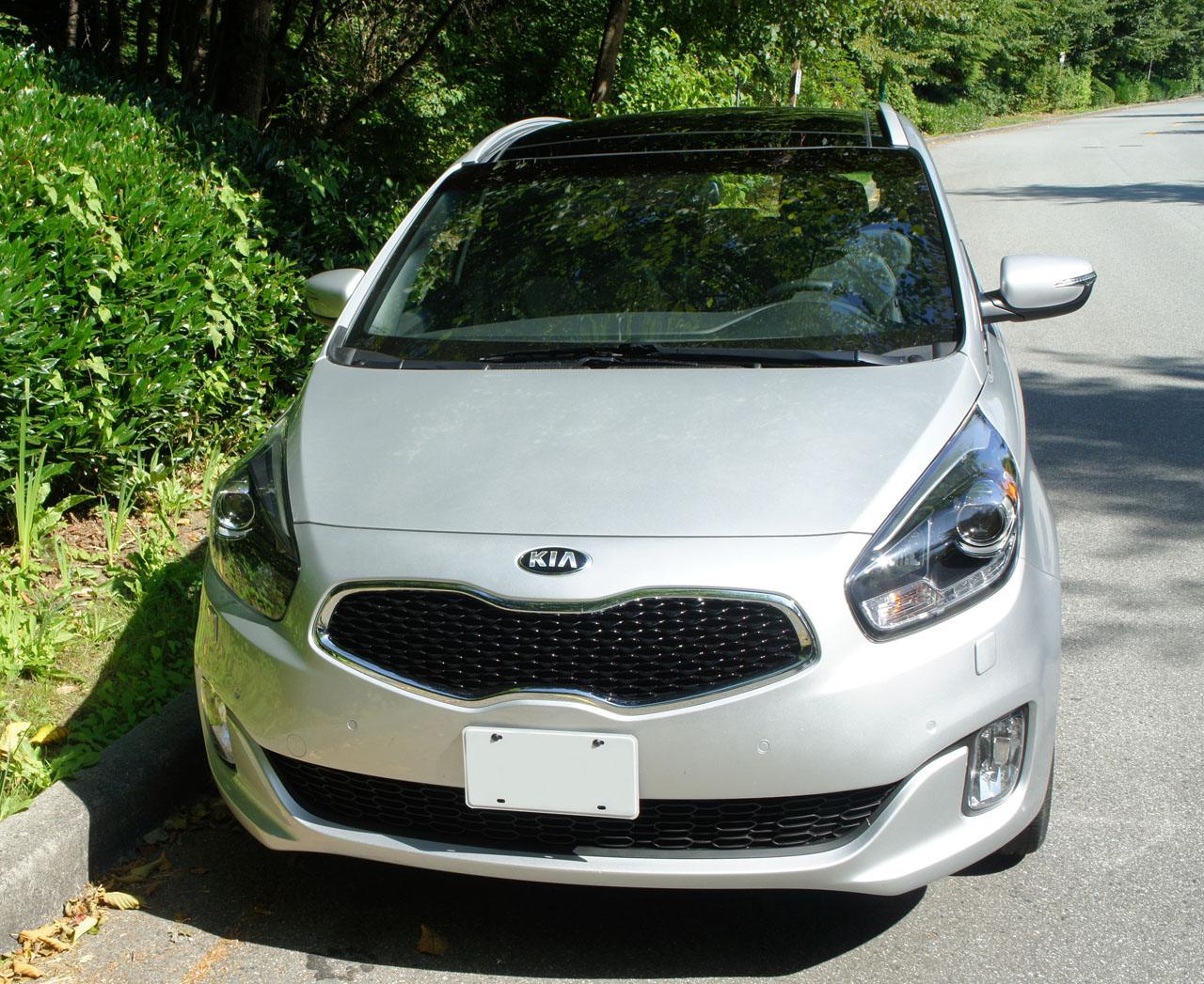 2014 Kia Rondo Ex Luxury Road Test Review Carcostcanada Engine Problems I Dont Think Can Use The Phrase Mini Minivan What Really Defines A Vehicle As If It Isnt Sliding Doors Or