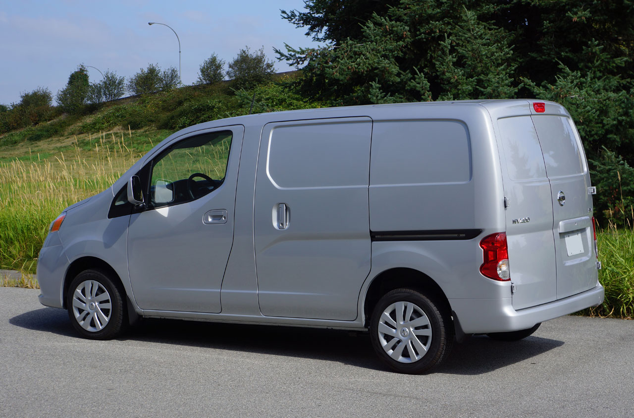 Nissan Work Van >> Best Compact Cargo Van.html | Autos Post