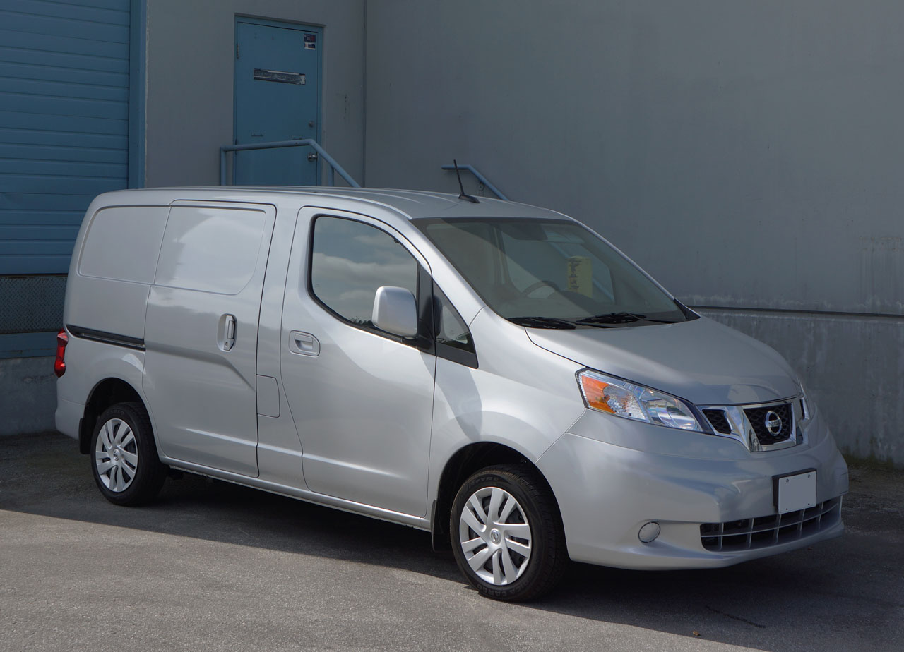 2014 nissan nv200 compact cargo sv road test review. Black Bedroom Furniture Sets. Home Design Ideas