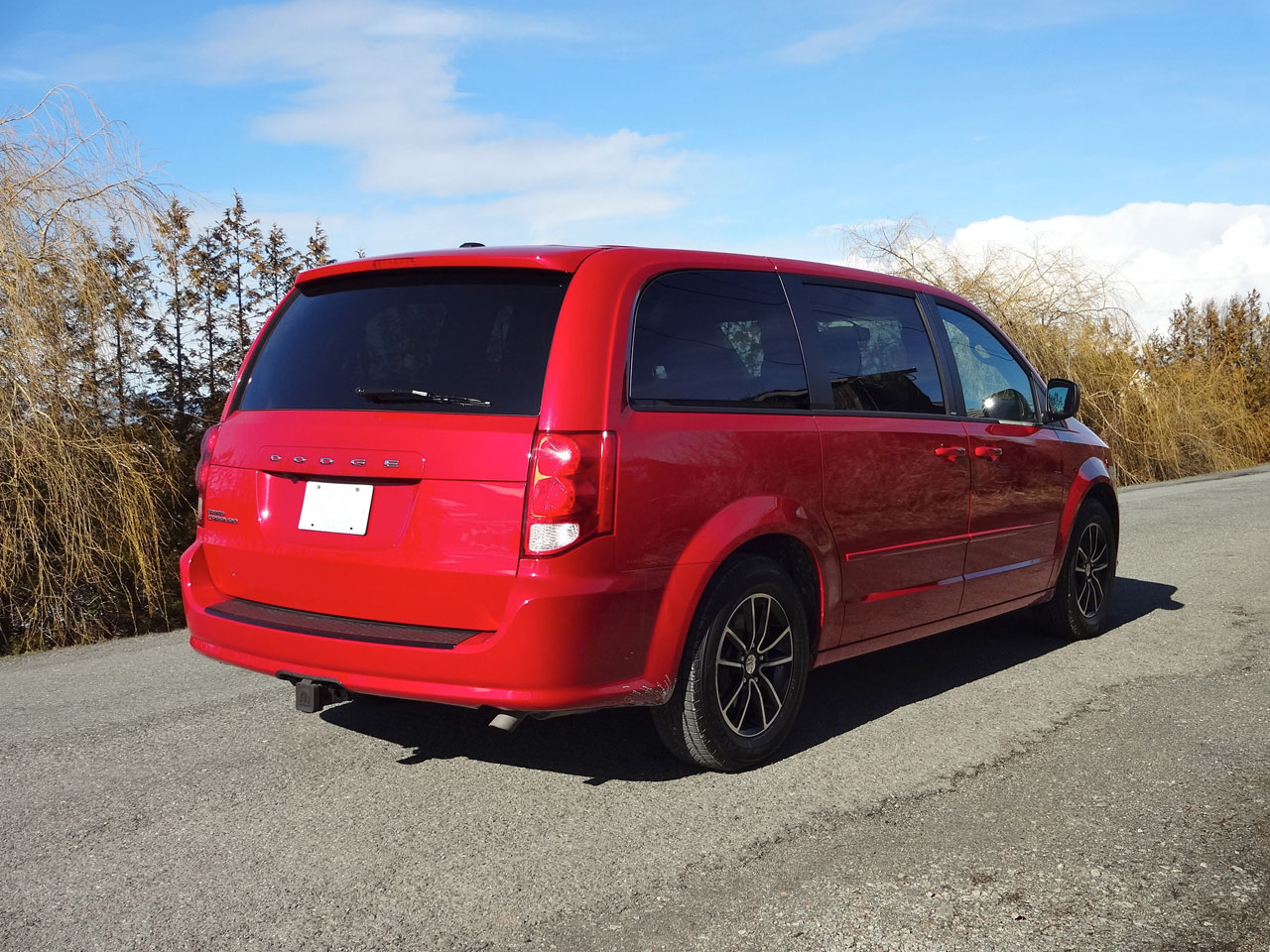 2014 dodge grand caravan sxt plus road test review carcostcanada. Black Bedroom Furniture Sets. Home Design Ideas