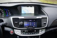 Honda  Accord Hybrid Touring Eco Score