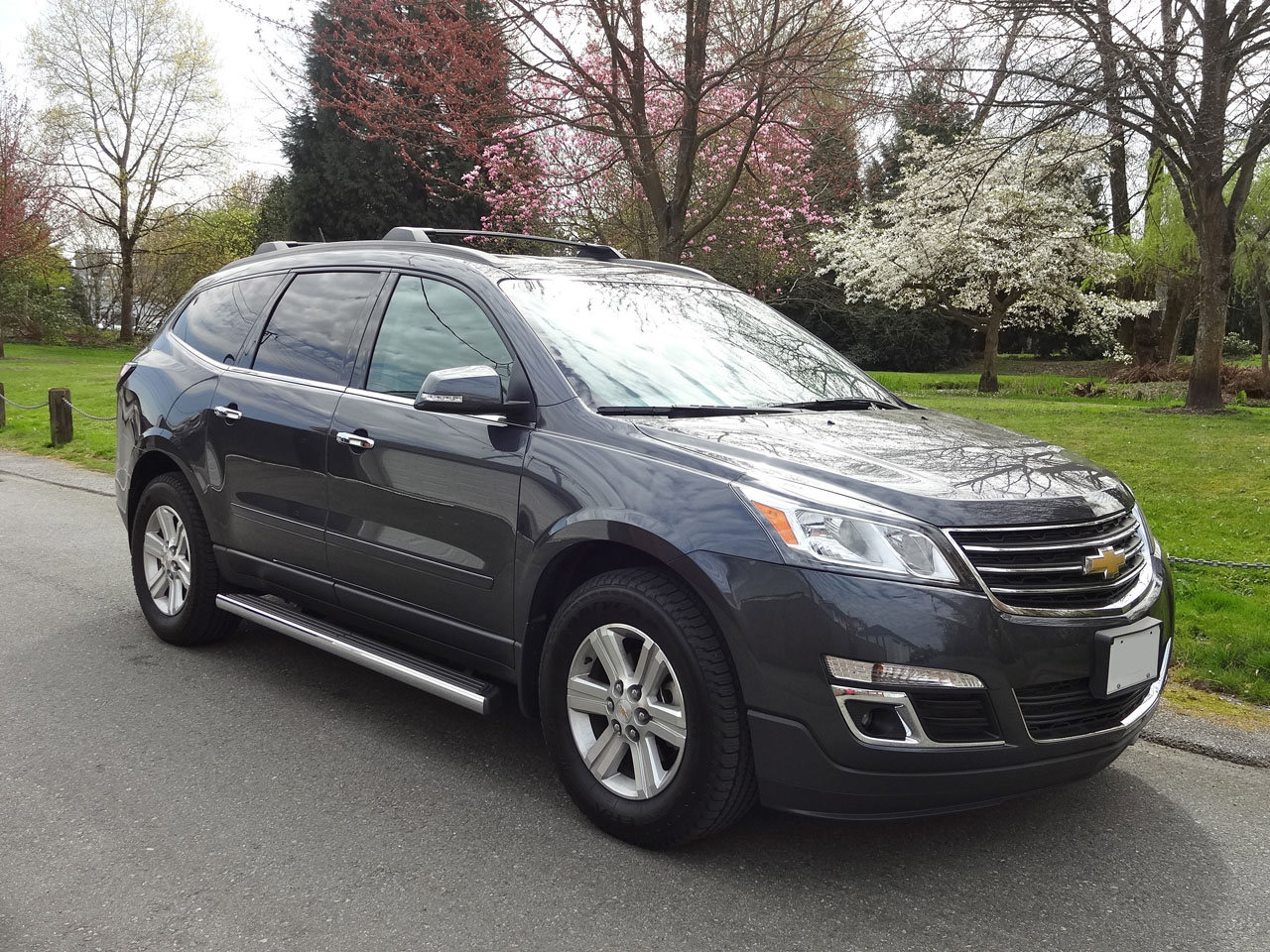 2018 chevrolet traverse reviews and rating motor trend 2017 2018 best cars reviews. Black Bedroom Furniture Sets. Home Design Ideas