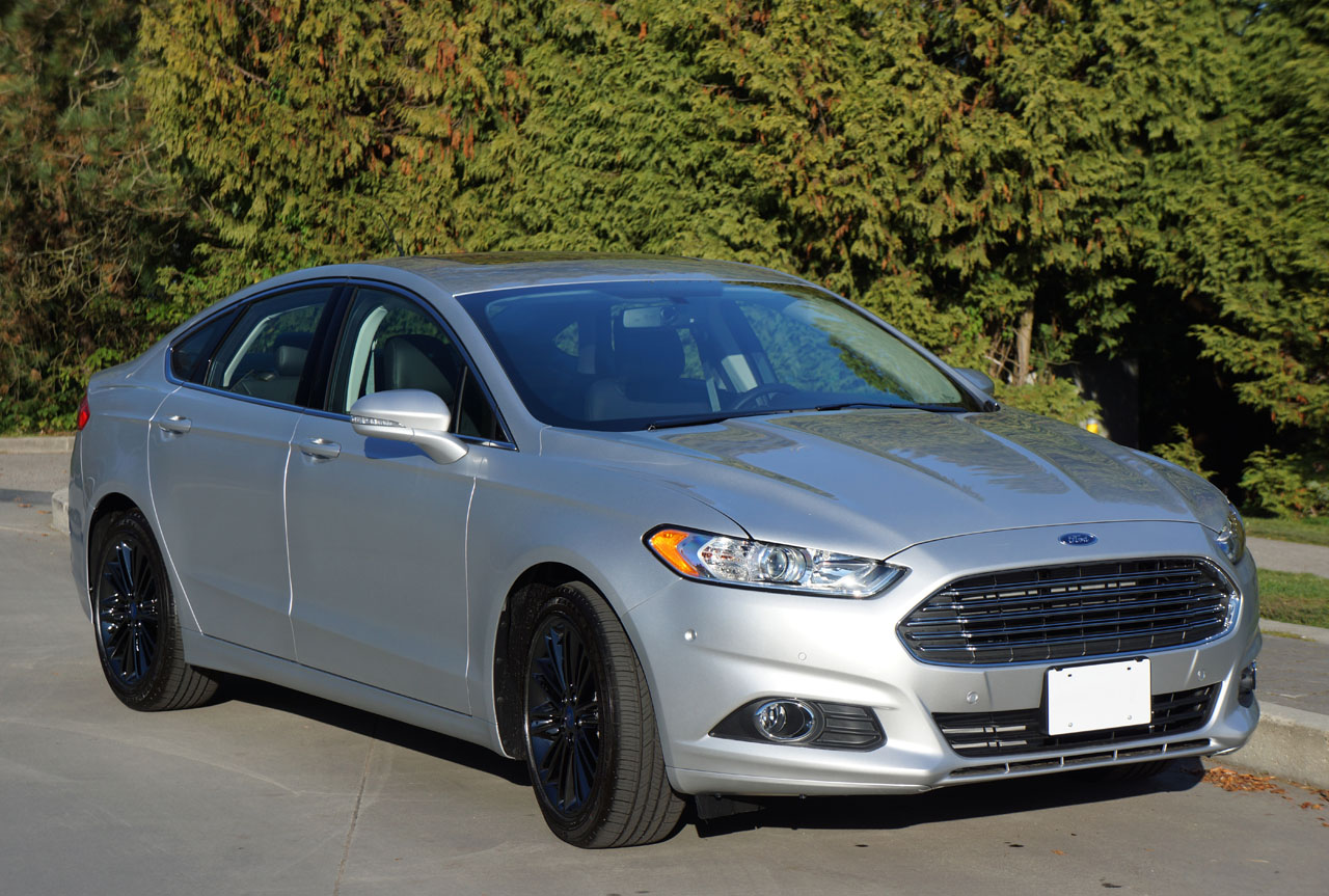 2014 Ford Fusion Se Road Test Review Carcostcanada