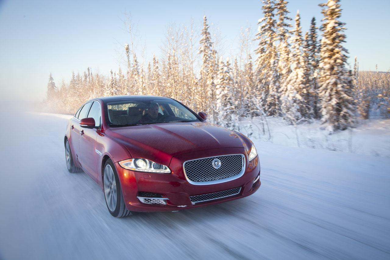 2014 jaguar xjl portfolio 3 0 awd road test review for Best bet motor sales