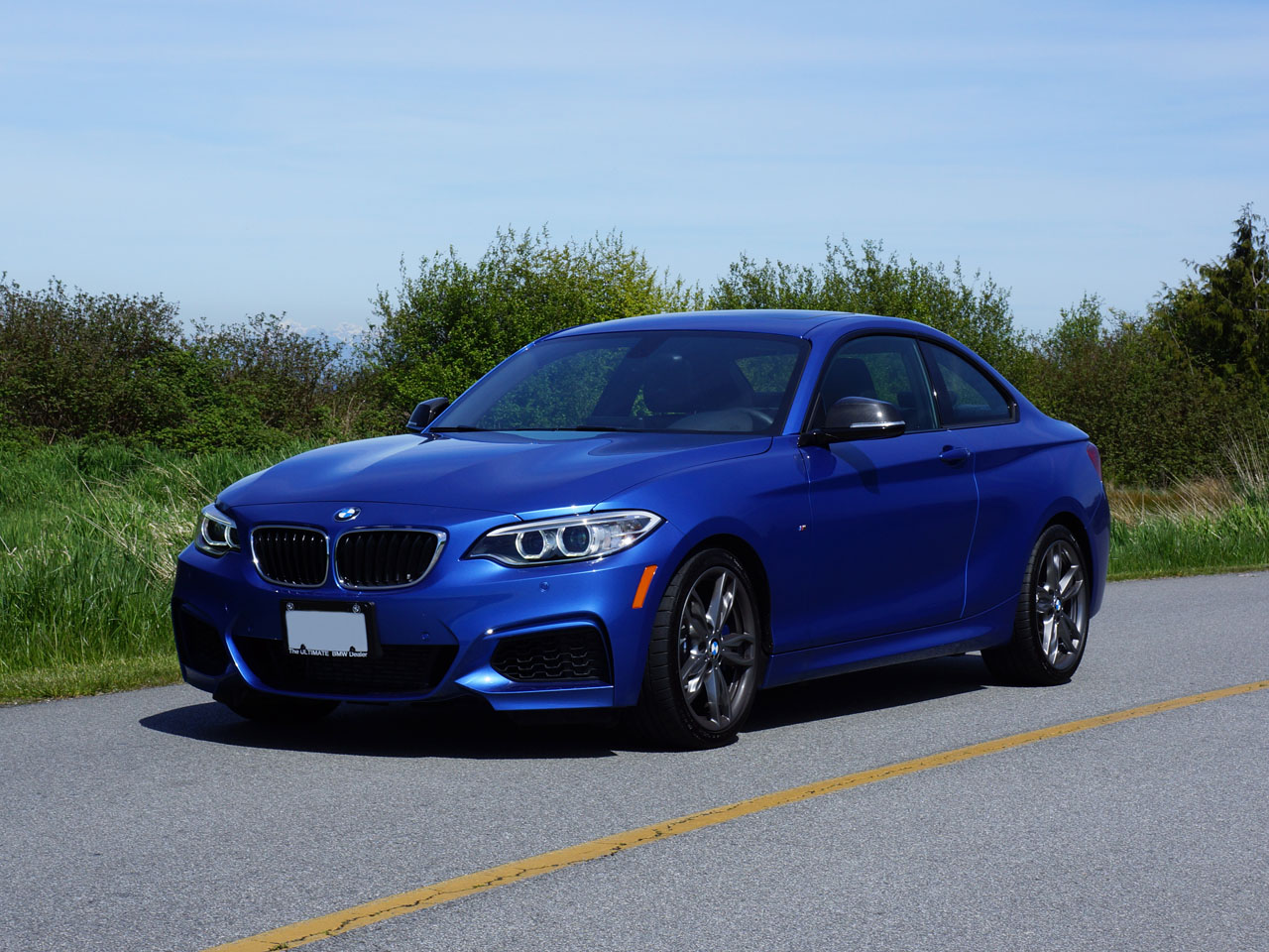 2014 BMW M235i Coupe Road Test Review