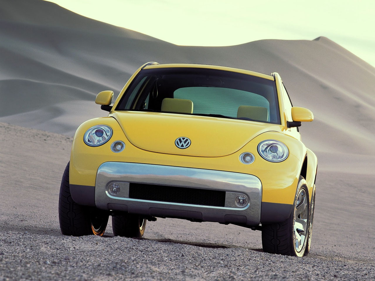 vw to build production version of beetle dune concept carcostcanada. Black Bedroom Furniture Sets. Home Design Ideas