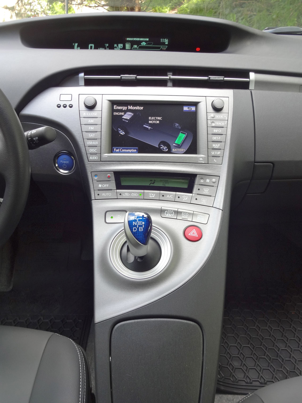 2014 Toyota Prius Plug in Hybrid Road Test Review