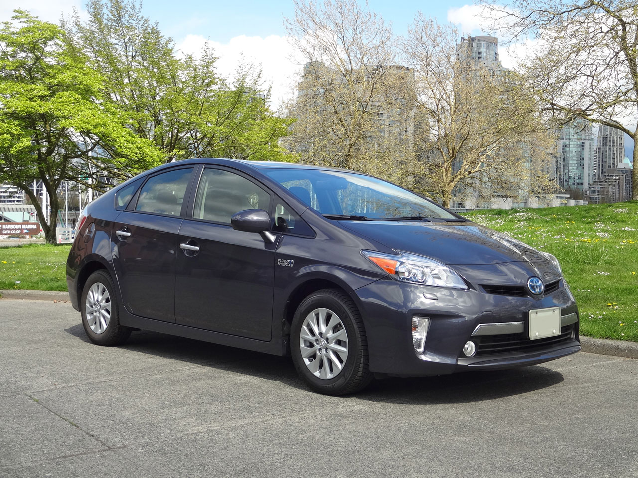 2017 Toyota Prius Plug In Hybrid Road Test Review