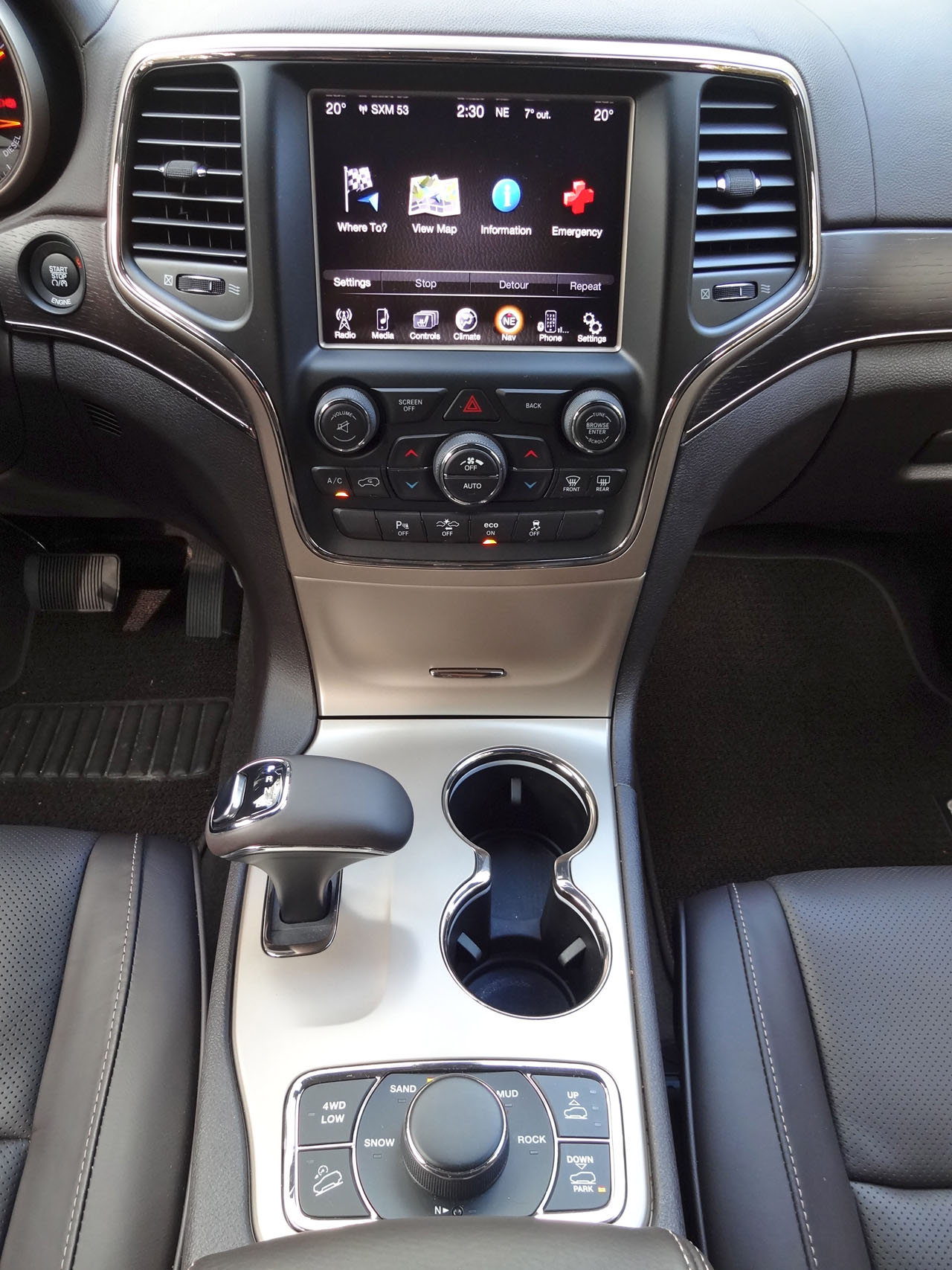 2014 Jeep Grand Cherokee Summit EcoDiesel Road Test Review