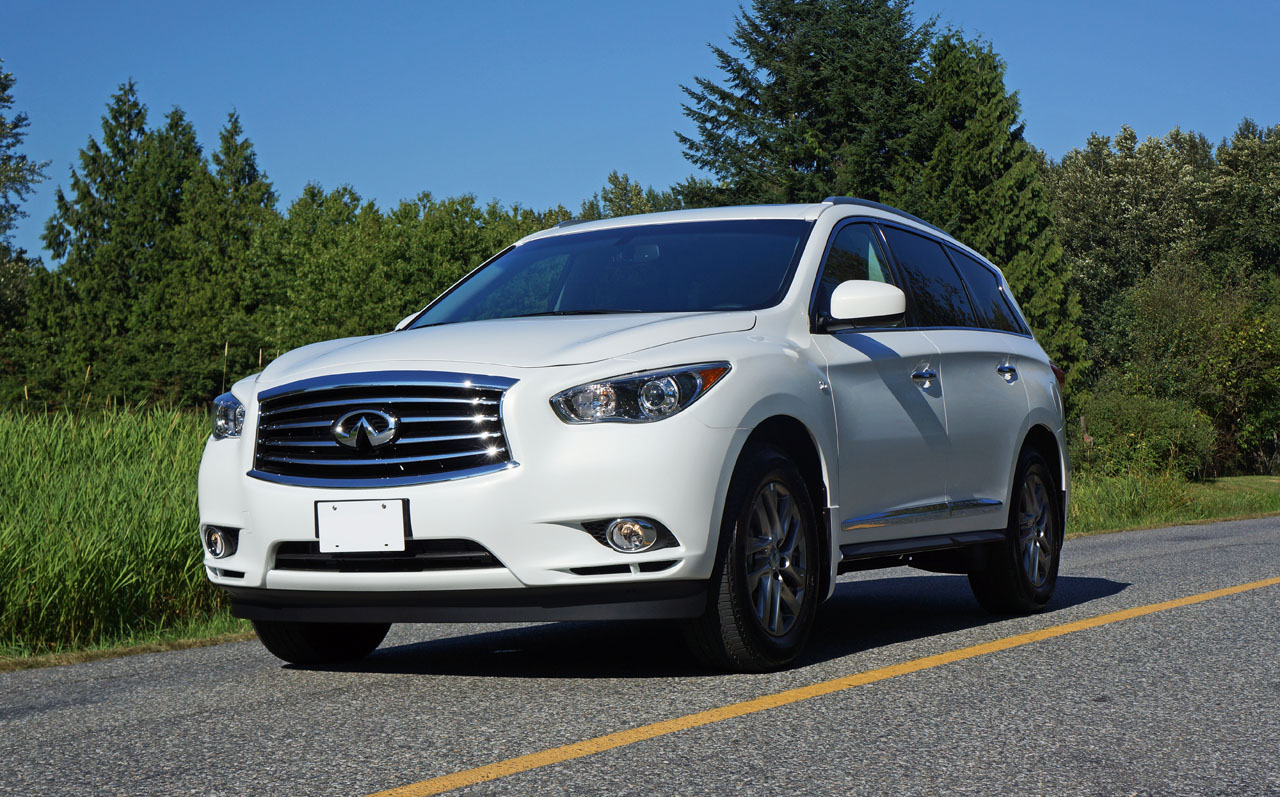 2014 infiniti qx60 hybrid awd test review car and driver autos post. Black Bedroom Furniture Sets. Home Design Ideas