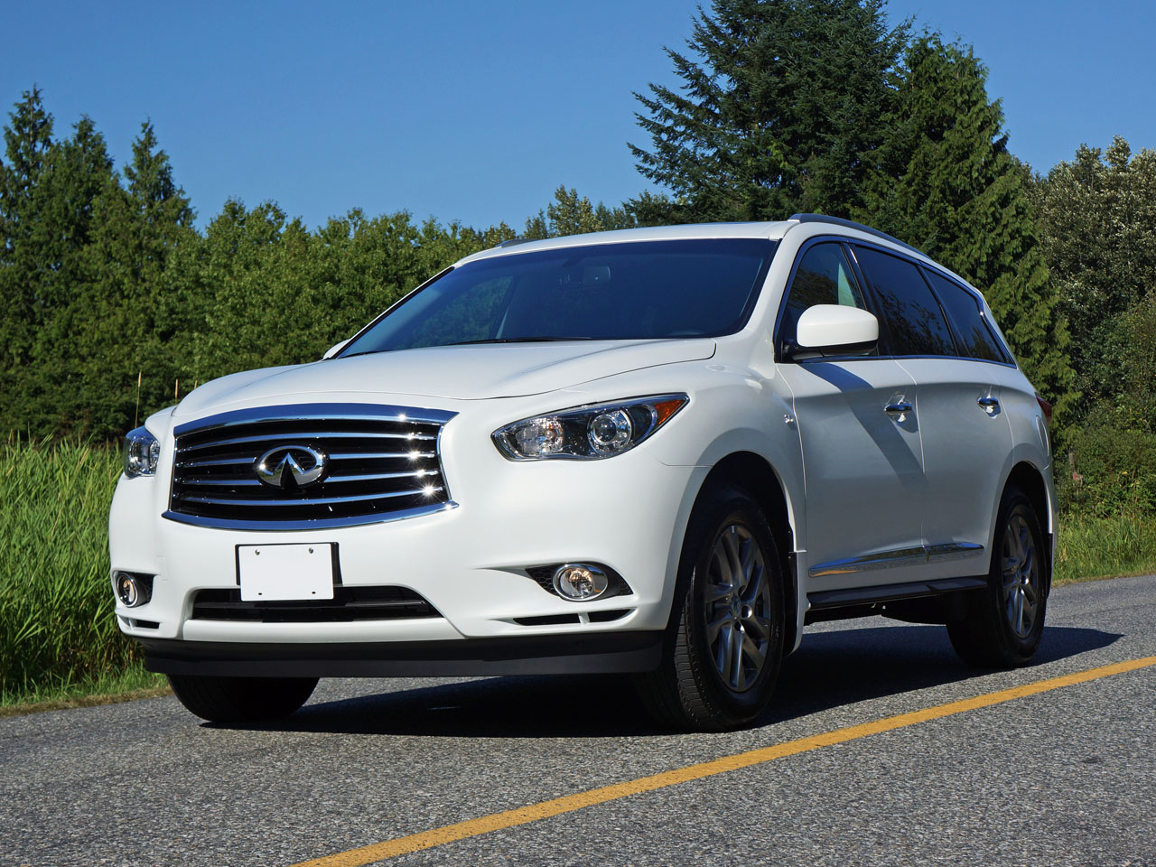 2014 infiniti qx60 awd road test review carcostcanada. Black Bedroom Furniture Sets. Home Design Ideas
