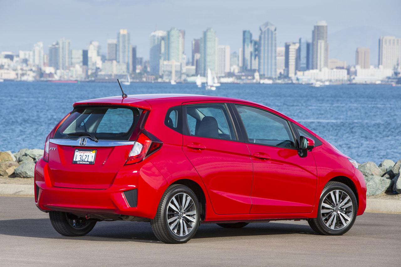 Honda Canada Prices New 2015 Fit At $14495 CarCostCanada
