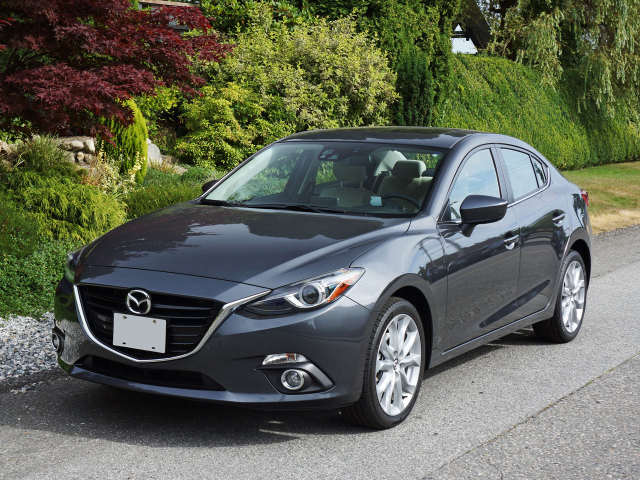 2014 Mazda3 Sedan GT Road Test Review   CarCostCanada™