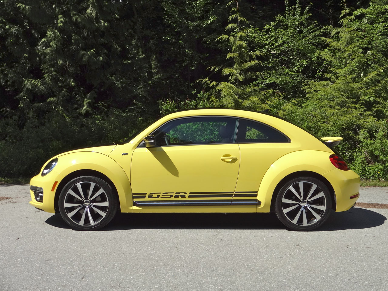 2014 volkswagen beetle gsr road test review carcostcanada